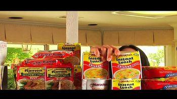 Maruchan TV Spot For Maruchan Noodles