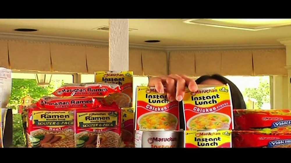 Maruchan TV Commercial For Maruchan Noodles