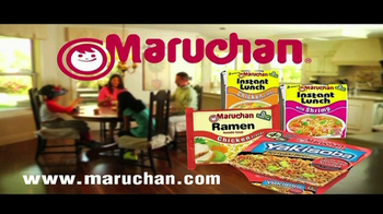 Maruchan TV Spot For Maruchan Noodles - Thumbnail 8