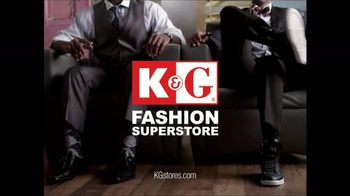 K&G Fashion Superstore TV Spot Featuring Blair Underwood - Thumbnail 9