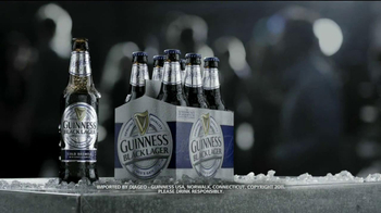 Guiness TV Spot For Blacklager Refreshing And Flavorful Beer - Thumbnail 10