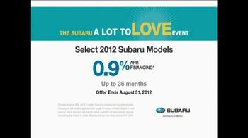 Subaru TV Spot For Biking Race Love - Thumbnail 9