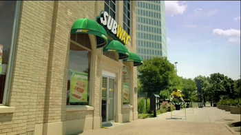 Subway TV Spot Featuring Robert Griffin III - Thumbnail 7