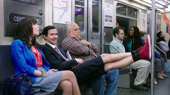 Trident TV Spot, 'Subway Karaoke'