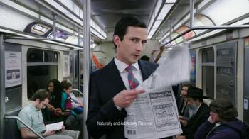 Trident TV Spot, 'Subway Karaoke' - Thumbnail 1