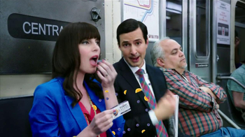 Trident TV Spot, 'Subway Karaoke' - Thumbnail 4