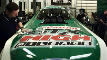Castrol Oil Company TV Spot For Keeping It Going With John Force - Thumbnail 4