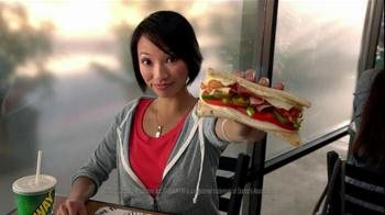 Subway Egg White & Cheese With Avocado TV Spot, 'Bus' - Thumbnail 4