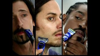 Gillette TV Spot Featuring Adrien Brody, Andre 3000 and Gael Garcia Bernal