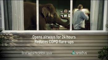 Spiriva TV Spot For Maintenance and Treatment of COPD - Thumbnail 5