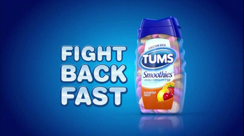 Tums Smoothies TV Spot, 'Fighting Cheeseburger' - Thumbnail 5