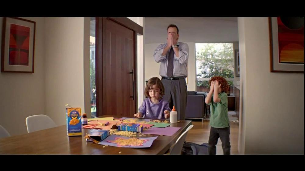 Kraft Macaroni & Cheese TV Commercial, 'Dinner, Not Art'