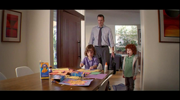 Kraft Macaroni & Cheese TV Spot, 'Dinner, Not Art' - Thumbnail 4