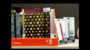 Big Lots TV Spot, 'The Keys To Back To School: Accessories' - Thumbnail 6