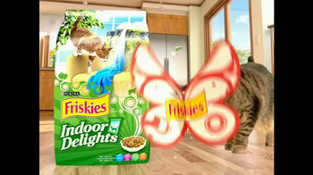 Friskies TV Spot For Indoor Delights - Thumbnail 1