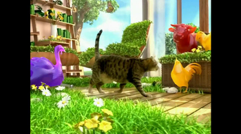 Friskies TV Spot For Indoor Delights - Thumbnail 2