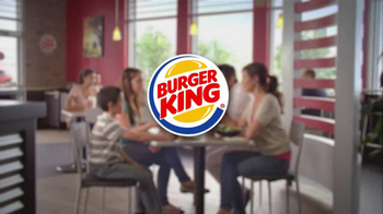 Burger King TV Spot, 'Family Food Scratch Game' - Thumbnail 1