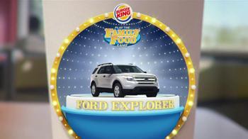 Burger King TV Spot, 'Family Food Scratch Game' - Thumbnail 9