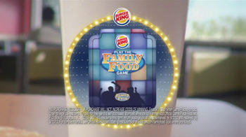 Burger King TV Spot, 'Family Food Scratch Game' - Thumbnail 6