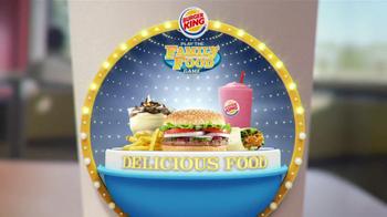 Burger King TV Spot, 'Family Food Scratch Game' - Thumbnail 8