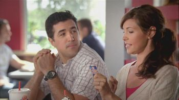 Burger King TV Spot, 'Family Food Scratch Game' - 330 commercial airings