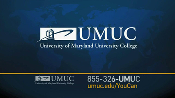 University of Maryland University College TV Spot For You Can  - Thumbnail 10