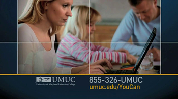 University of Maryland University College TV Spot For You Can  - Thumbnail 5