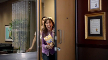 Triscuit TV Spot For Angry Satisfied Customer - Thumbnail 1