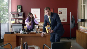 Triscuit TV Spot For Angry Satisfied Customer - Thumbnail 4