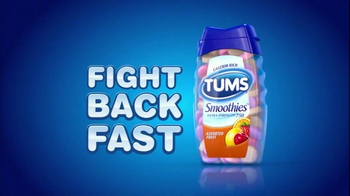 Tums Smoothies TV Spot, 'Fighting Spaghetti' - Thumbnail 6