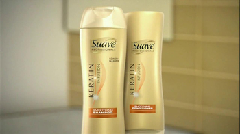 Suave TV Spot For Professionals Keratin Infusion - Thumbnail 4