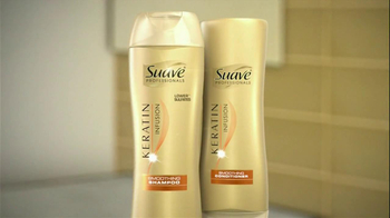Suave TV Spot For Professionals Keratin Infusion - Thumbnail 5