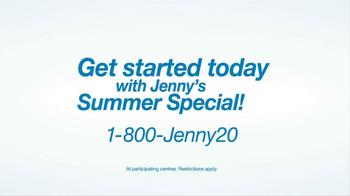 Jenny Craig TV Spot For Twenty Pounds Down - Thumbnail 8