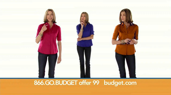 Budget Rent a Car TV Spot Featuring Wendie Malick - Thumbnail 1