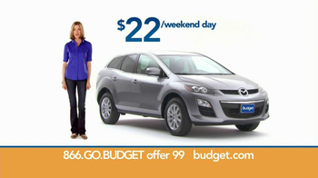 Budget Rent a Car TV Spot Featuring Wendie Malick - Thumbnail 7
