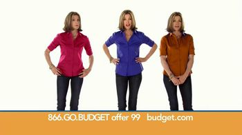 Budget Rent a Car TV Spot Featuring Wendie Malick