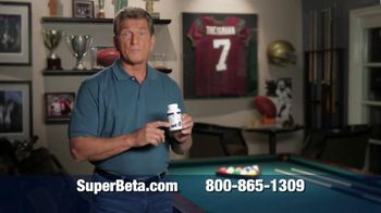Super Beta Prostate TV Spot Featuring Joe Theismann - Thumbnail 2