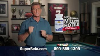 Super Beta Prostate TV Spot Featuring Joe Theismann