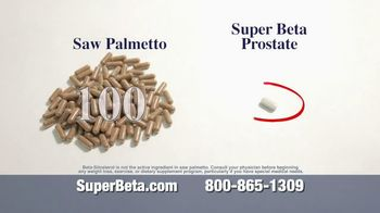 Super Beta Prostate TV Spot Featuring Joe Theismann - Thumbnail 6