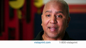 Vistaprint TV Spot For Premium Business Cards - Thumbnail 8