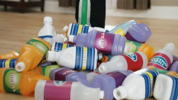 Libman Freedom Mop TV Spot, 'Bottles'