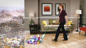 Libman Freedom Mop TV Spot, 'Bottles' - Thumbnail 7