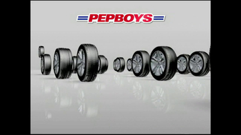 PepBoys TV Spot For Million Tire Marathon - Thumbnail 1