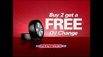 PepBoys TV Spot For Million Tire Marathon - Thumbnail 4