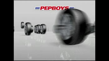 PepBoys TV Spot For Million Tire Marathon - Thumbnail 6