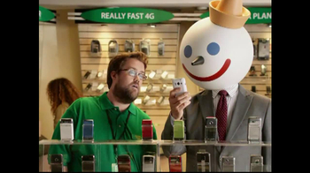 Jack in the Box All-American Jack Combo TV Spot, 'Smartphone' - 323 commercial airings