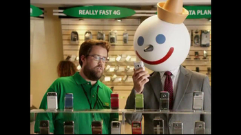 Jack in the Box All-American Jack Combo TV Spot, 'Smartphone' - Thumbnail 4