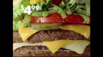 Jack in the Box All-American Jack Combo TV Spot, 'Smartphone' - Thumbnail 7