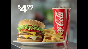 Jack in the Box All-American Jack Combo TV Spot, 'Smartphone' - Thumbnail 8