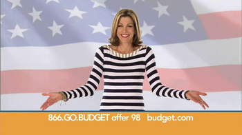 Budget Rent a Car TV Spot For Clever Compact Car Featuring Wendie Malick - Thumbnail 1